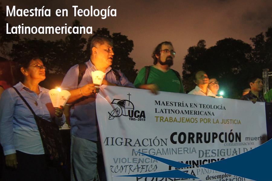 Maestría en Teología Latinoamericana