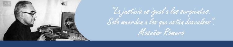 Frase de Romero
