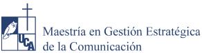 Maestría en Gestión Estratégica de la Comunicación