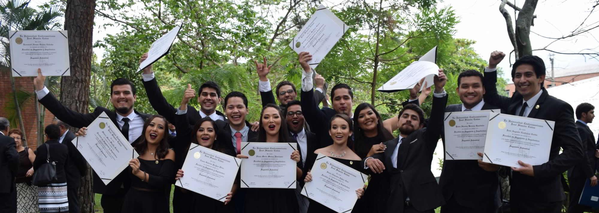 Somos la red de graduados UCA