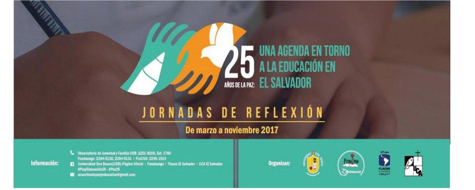 Jornadas de reflexion 2017
